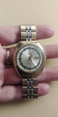 $ CDN25.18 • Buy Vintage Seiko Automatic Day Date Watch