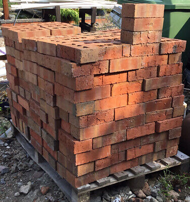 £49 • Buy 322 Ibstock Approx Building Bricks Red Building Extension House