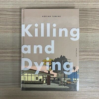 £14.95 • Buy Killing And Dying Adrian Tomine 2016 Clear Slipcover Graphic Novel 2nd Printing