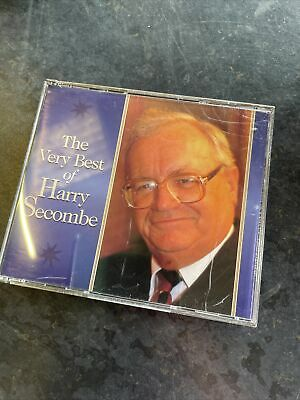 £0.99 • Buy The Very Best Of Harry Secombe - 3 Disc Compilation