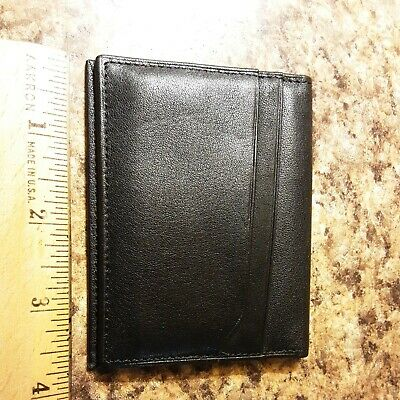 $14.95 • Buy Fossil Sydney Bifold Leather  Credit Card/ID Wallet. NEW