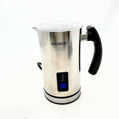 $19.95 • Buy Miroco Milk Frother, Electric Milk Steamer Stainless Steel -READ!!!-