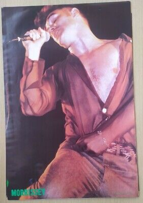 £7.37 • Buy Retro Poster Music A1 Large Vintage Morrissey The Smiths 80s Band