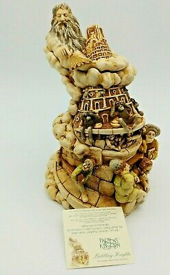 £198.09 • Buy Harmony Kingdom Babbling Heights Tower Of Babel Signed Limited Edition Rare