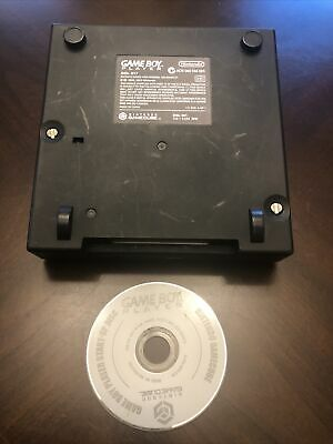 £112.71 • Buy Nintendo Gamecube Gameboy Player And Start-Up Disc GBA Tested & Working