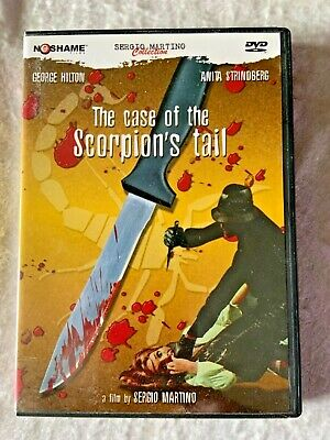 £3.63 • Buy The Case Of The Scorpion's Tail - DVD - Sergio Martino Thriller Cult Horror