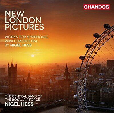 £8.73 • Buy Hess: New London Pictures [Nigel Hess, The ... - The Central Band Of RAF CD BYVG