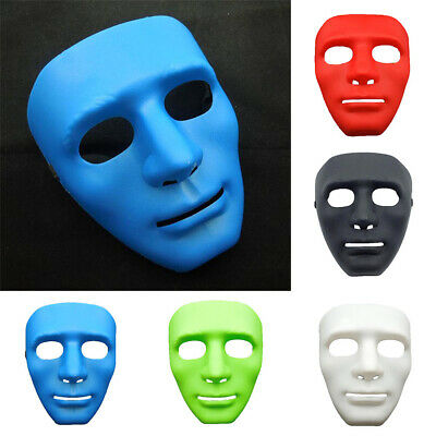$ CDN6.50 • Buy 1xFunny Cosplay Full Face Halloween Masquerade Mime Mask Ball Party Costume Mask