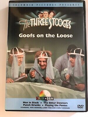 £9.99 • Buy The Three Stooges Goofs On The Loose Ntsc Region 1 Import Dvd