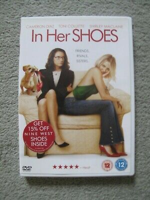 £0.99 • Buy In Her Shoes DVD. Good Condition. With Cameron Diaz, Toni Collette