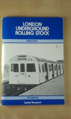 £7.99 • Buy London Underground Rolling Stock 1979 Paperback Book The Cheap Fast Free Post