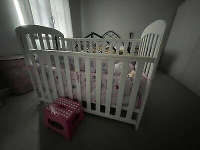 £50 • Buy Baby Cot Bed With Mattress