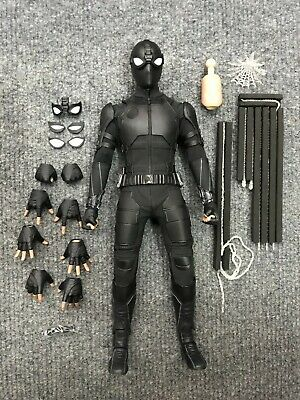 $ CDN213.15 • Buy 1/6 Hot Toys MMS541 Spider-Man Far From Home Stealth Suit Action Figure