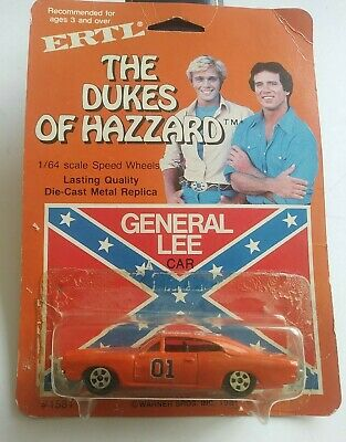 £25 • Buy The DUKES OF  HAZZARD General Lee Car 1581 On Card