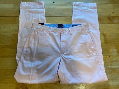 $ CDN41.53 • Buy J Crew NWT Summerweight Chino The Sutton 30 X 30 Slim Fit Pink Pants A10
