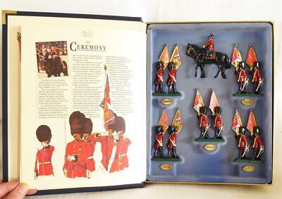 £29.99 • Buy Ltd Collectors Edition Britains Trooping The Colour Lead Figures Mint Condition