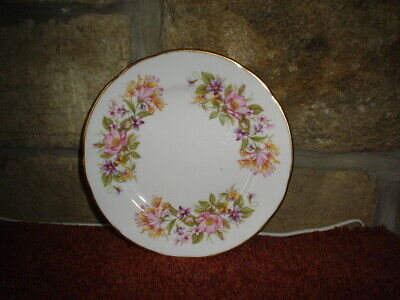 £2 • Buy Colclough  Wayside  Side Plate