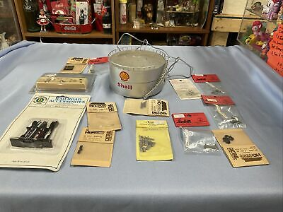 $ CDN2.08 • Buy Ho Scale Trains Non Functional Parts Pieces Shells  Junk Lot As Shown