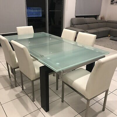 AU220 • Buy Extendable Dining Table And Chairs