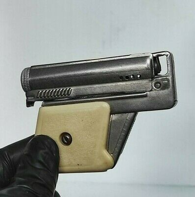 £18.18 • Buy Vintage Pistol GUN Lighter Collectable Lighters Rare Old Rarity Tbilisi Touch