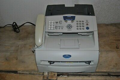 £53.96 • Buy Brother IntelliFax 2820 All In One  Fax Machine Copy Machine Phone TESTED