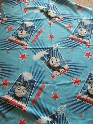 £4.99 • Buy Thomas The Tank Engine Toddler Cot Bed Duvet Cover & Pillow Case  #1