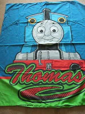 £4.99 • Buy Thomas The Tank Engine Toddler Cot Bed Duvet Cover & Pillow Case  #2