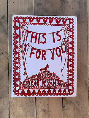 £1.50 • Buy This Is For You By Rob Ryan (Hardcover, 2007)