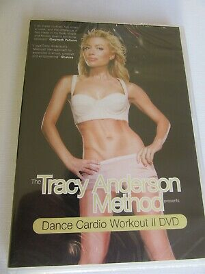 £3.50 • Buy The Tracy Anderson Method - Dance Cardio Workout 2 (DVD, 2012)  Tracy Anderson