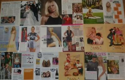 $ CDN25 • Buy Jaime Pressly FULL PAGED Magazine CELEBRITY CLIPPINGS Photos Article