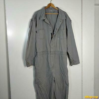 $29.99 • Buy Westex Indura FLAME RESISTANT Workwear L/S Cotton Coveralls Jumpsuit 2XL Gray