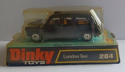 £15 • Buy Dinky Toys London Taxi No284 In Sealed Unopened Box