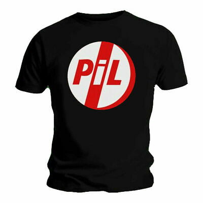 £10.50 • Buy Public Image Limited 'PiL' Logo T-Shirt M Size NEW & OFFICIAL Last One
