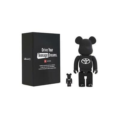 $334.51 • Buy Limited Edition Bearbrick Toyota 100% 400% List No.bb201