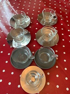 £7 • Buy Nespresso VIEW Collection Cappuccino Cups