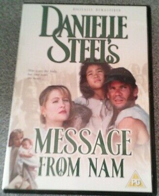 £1.99 • Buy Danielle Steel's Message From Nam*dvd*drama*