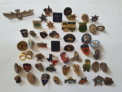 £10 • Buy Police Pin Badges Large Selection Of American Police Pin Badges