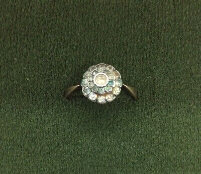 £34.99 • Buy Antique 8ct 333 Gold Daisy Ring. Size J