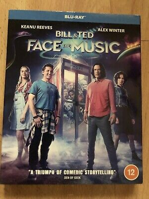 £6.99 • Buy Bill & Ted Face The Music Blu-Ray (New But Not Sealed)