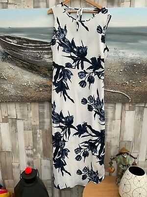£5.50 • Buy Size 20 Ladies Dorothy Perkins Maxi Dress Good Used Condition