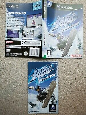 £1.99 • Buy 1080° Avalanche Gamecube Insert & Manual. No Disc And No Case.