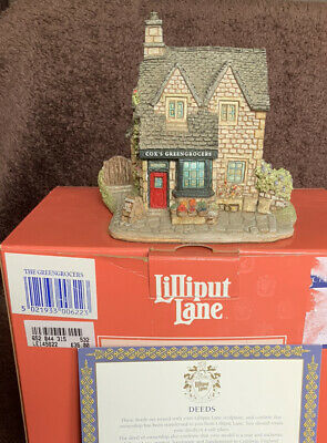 £6.50 • Buy Lilliput Lane House - The Greengrocers