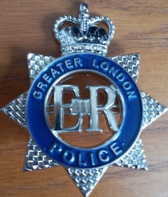 £15 • Buy Greater London Police Cap Badge (fictional Tv Police Force)