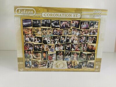 £14 • Buy Coronation Street Jigsaw Puzzle 100 Pieces Falcon De Luxe New Sealed See Details