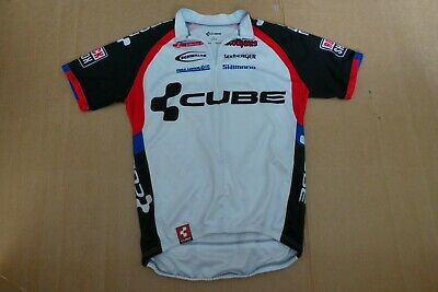 $13.98 • Buy Mens Cube Road Cycling Top Jersey Size Large L