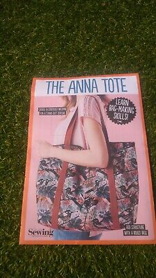 £1.50 • Buy Simply Sewing Pattern The Anna Tote UNCUT