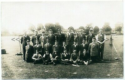 £15 • Buy RP NORWICH FOOTBALL Technical College 1932 PLAYING FIELD Norfolk
