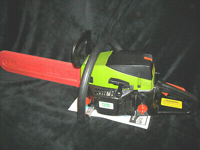 £45 • Buy Petrol 2 Stroke The Handy THCS52 52cc 16  400mm Chainsaw (WO) Used But Clean