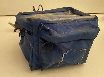 £18 • Buy Retro Touring Bicycle Front Bag, Map Holder Carradice #4080