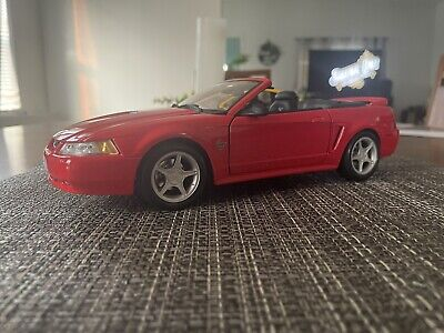 $20 • Buy Maisto 1999 Ford Mustang GT Convertible